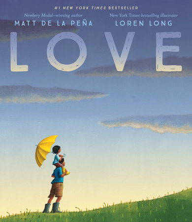 Five Picture Book Conversation Starters: Love